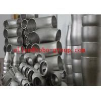 Buy Stainless Steel Elbow LR 45 / 90 Degree , A403-WP304L A403-WP316L WP321 , 321H . WP347. A8 at wholesale prices