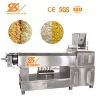 China Instant Artificial Rice Machine Full Automatic  Puffed Rice Machine on sale