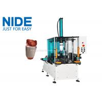 Buy cheap High Efficiency Motor Stator Coil Winding Middle Forming Machine from wholesalers