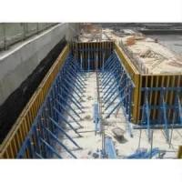 China steel concrete wall formwork system on sale