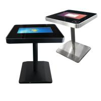 Quality Metal Frame Lcd Touch Screen Table , 22 Inch Touch Screen Coffee Table for sale