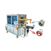 Buy Electric Motor Stator Coil Stator Winding Inserting Machine Horizontal ( at wholesale prices