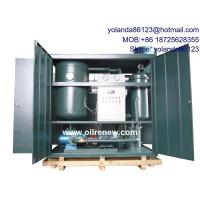 Quality Weather Proof House Type Vacuum Turbine Oil Purification System | Turbine Oil Recycling for sale