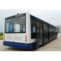 Buy 14m Picking up 120 passengers bus airport Ramp Bus Fully Aluminum at wholesale prices
