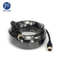 Quality Customize IP67 12MM Male To Male Extension Cable For Heavy Duty Vehicles Camera for sale