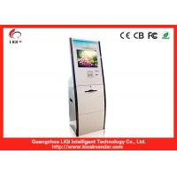 Quality Hotel Bill Payment Kiosk / Healthcare Interactive Kiosks User Friendly for sale