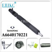 Buy cheap ERIKC delphi original CR injector EJBR04701D auto car SSANGYONG 4701D diesel fuel injection pump A6640170221 from wholesalers