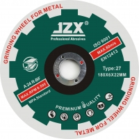 """Quality 7"""" X 1/4"""" X 7/8"""" T27 Depressed Center Steel Grinding Wheel for sale"""