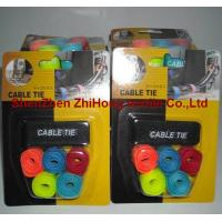 OEM wholesale multi-size adjustable self-locking cable tie wrap tapes for sale
