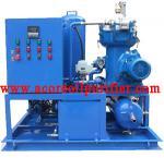 Disc-Centrifugal Oil Separator, Oil Purifier