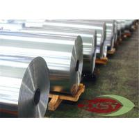 Household Alfoil Aluminum Thin Sheet Aluminium Foil Roll Jumbo For Roasting Trays