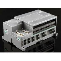 China CPU224T+-24 Similar as Siemens S7-200, transistor outputs,14input/10 output 24V,2PPI for sale
