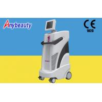 "Quality Safety ND Yag Long Pulse Laser Hair Removal Equipment 12"" with Powerful cooling system for sale"
