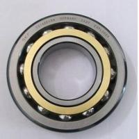Quality Brass Cage - 150 - + 350°C Angular contact Ball Bearing 7306 BECBM in oil hot pump for sale