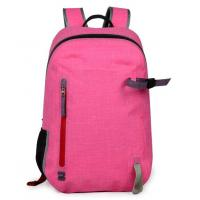 Quality Pink Outdoor Dry Bag Backpack Portable Customized Logo 30.5cm*48cm*15cm for sale