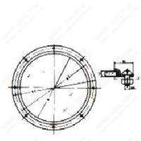 Quality Steel Fixed Circle Window for sale