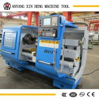 Quality External Dia.of pipes 190mm QK1219 cnc pipe threading lathe with high precision for sale