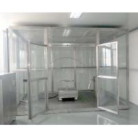 Quality IEC60529 IPX3/ IPX4/ IPX5/ IPX6/ IPX7/ IPX8 Waterproof Degrees Test Room for sale