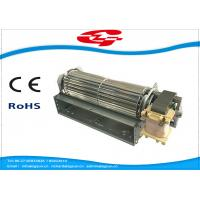 Quality Crossflow Fan Blower High Performance Electric Motors For Fireplace , Shaded Pole Fan Motor for sale