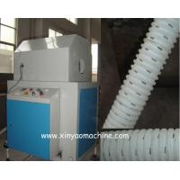 Buy PVC Plastic Corrugated Pipe Perforating Machine , Hole Punching Machine at wholesale prices