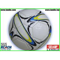 Quality Photo Full Printing Footballs Sizes Soccer Balls Machine Stitched PVC PU TPU Synthetic Leather Soccer Footballs for sale