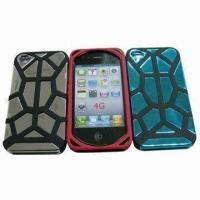Quality Promotional Mobile Phone Cases, Made of Various Material, Dust-proof, Durable, Welcome ODM/OEM for sale