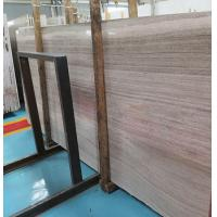 China China Marble Grey Wood Veins Polished Slabs Guizhou Wood Vein On Sales Good Looking Surface 1.6cm-1.8cm in Stock for sale