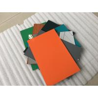 Quality Green PVDF Aluminum Composite Panel With Good Color Uniformity And Durability for sale