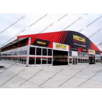 1000 People Arched Outdoor Marquee Tent For Event Parties And Celebrations for sale