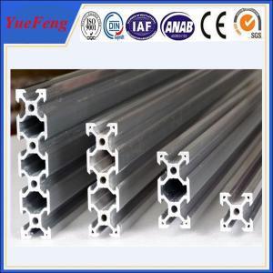 Buy roller lines industrial extruded aluminium profiles, aluminium t-slot extrusion at wholesale prices