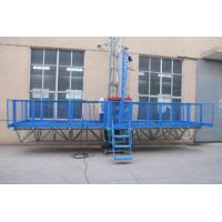 China Three - phase Double mast climbing work platform with 250m working height on sale