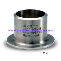 """Quality Flange lap joint in welding , steel lap joint flange for pipes and tube, 1/2"""" to 60"""" , SCH40/ SCH80, SCH160 ,XXS B16.9 for sale"""