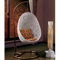 Quality 2014 indoor Egg Chair Swing rattan furniture for sale