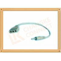 Quality Copper 2.5 Male To Female 3 Pin Tens Unit Wires Adapter Cable for sale