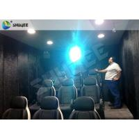 Buy Electic Simulator System Mobile 5D Theater equipment With 2 Years Warranty at wholesale prices
