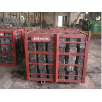 Quality High Chromium Alloy Steel Heat Resistant Castings for Cement mill liner for sale