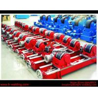 Quality 80Ton Lead-Screw VFD Control Welding Turning Rolls / Rotators For Cylinder Cycle Seam for sale