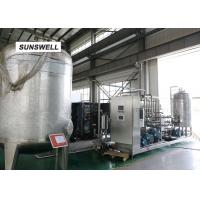 Quality Electricity Saving Carbonated Filling Machine  With YHZ Type Mixer Used In Chiller And Warmer for sale