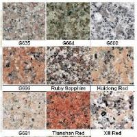 Chinese Granite Tiles 2 for sale