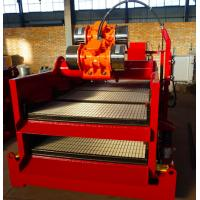Quality High capacity Hi-G drying shale shaker used in waste mangement and sludge treatment for sale