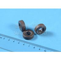 Quality 95% Al2O3 Brown Alumina Ceramic Bearing For Circulating Pump Component for sale