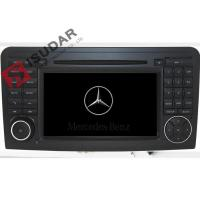 Quality Mercedes Benz Car Radio Dvd Bluetooth Navigation , Mercedes Gl Dvd Player With Ipod BT for sale