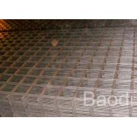 Buy cheap Bridge Square Reinforcing Wire Mesh Opening Welded With 4 - 12 Mm Diameter from wholesalers