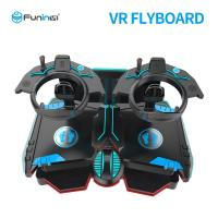 Buy cheap Multiplayer VR Headset Flight Simulator / 9D Virtual Reality Flying Simulator from wholesalers