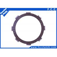 Honda CG125 Motorcycle Clutch Plate , Friction Clutch Disc And Pressure Plate for sale