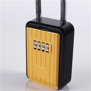 Quality Portable Combination Key Lock Box High Security 10 Keys House Padlock for sale