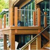China Best quality stainless steel cable wire railing customized for house on sale