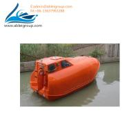 Buy cheap 6.6M Totally Enclosed Common Free Fall Lifeboat and Rescue Boat 6 Persons For from wholesalers
