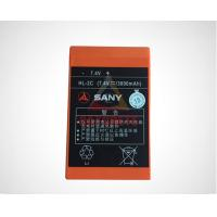 Buy cheap Concrete Pump Parts SANY Remote Control Battery HL-2C from wholesalers