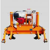 Quality YQ-4C hydraulic Tracking lifting machine for railway road project turnout rail machine for sale